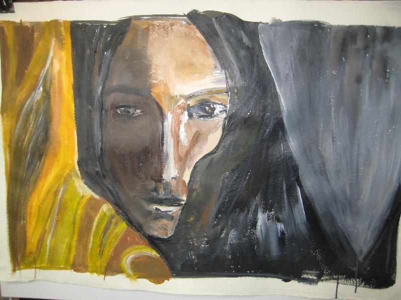 afrikaanse-vrouw