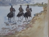 ruiters-langs-het-strand